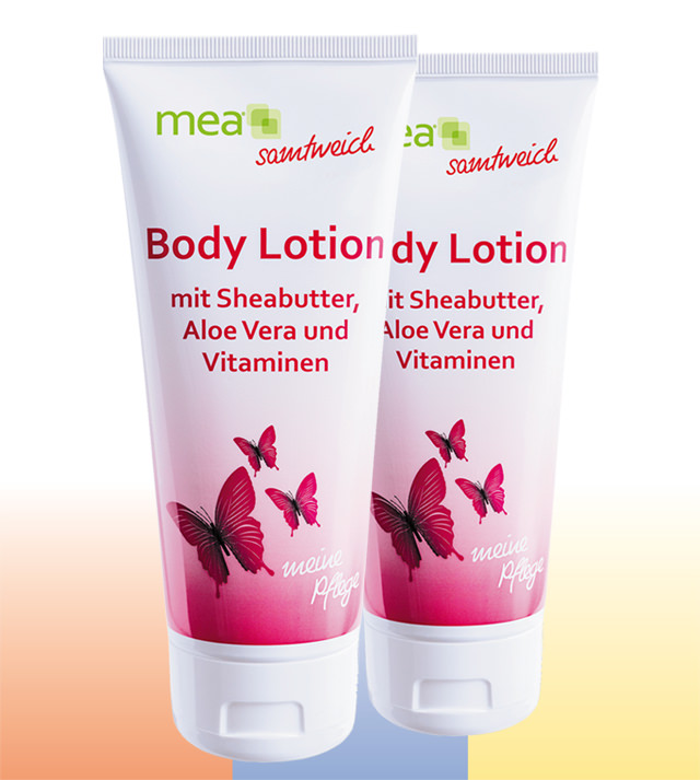 mea Body<br>Lotion